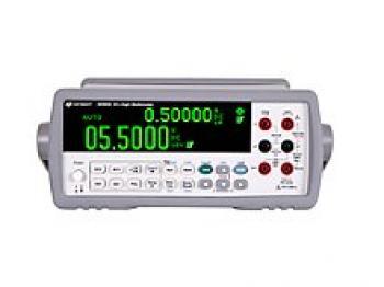 Máy đo điện áp 34450A